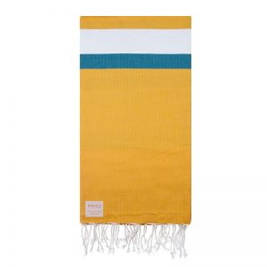 Merewether Yellow Turkish Towel
